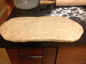 whole wheat artisanal loaf 020