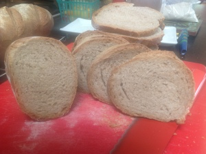 whole wheat artisanal loaf 052