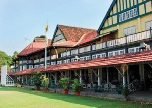 Bombay Gymkhana, that dates from colonial times