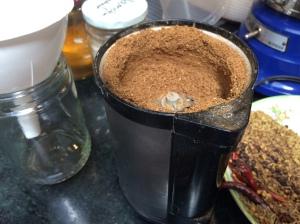 Spice grinder