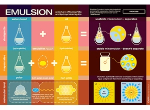 A lovely graphic showing emulsion by blog.ioanacolor.com