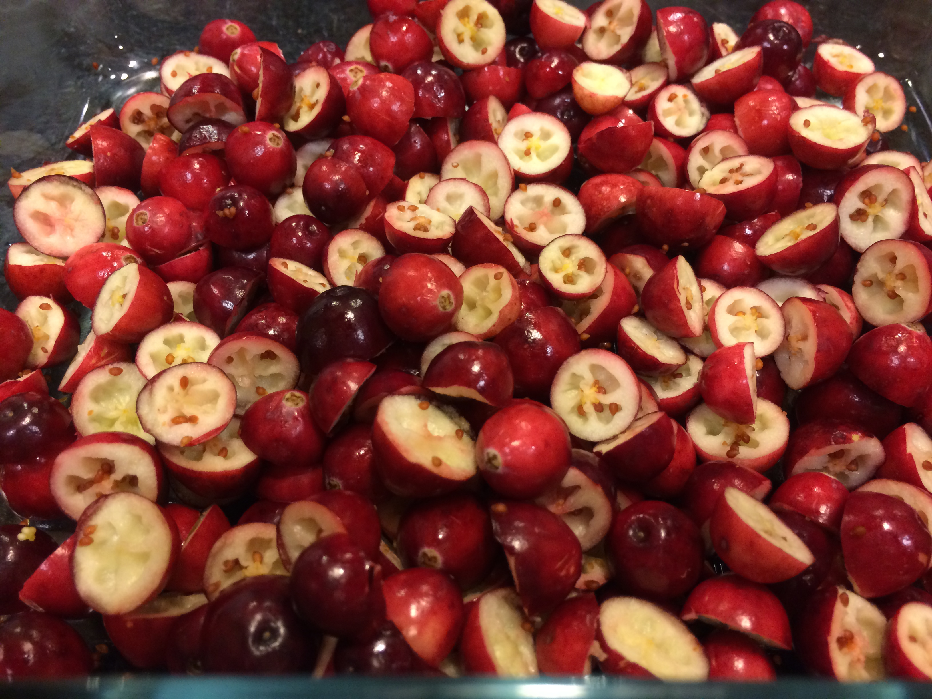 tis the season for cranberry pickle the odd pantry